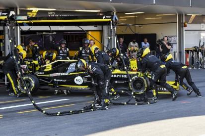 """Daniel Ricciardo nach Kwjat-Kollision bestraft: """"Das war ziemlich beschissen"""""""