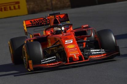Binotto verrät: Sebastian Vettel musste in der letzten Runde Sprit sparen