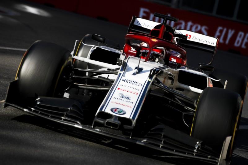 Frontflügel-DQ: Kimi Räikkönen vermutet Verbindung zu China