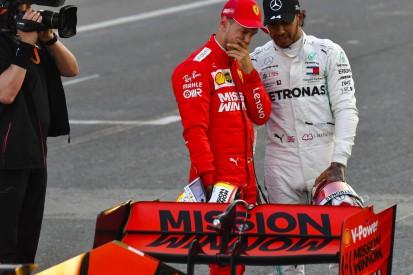 """Hamilton: Ferrari muss sich steigern, """"wenn sie mit uns kämpfen wollen!"""""""