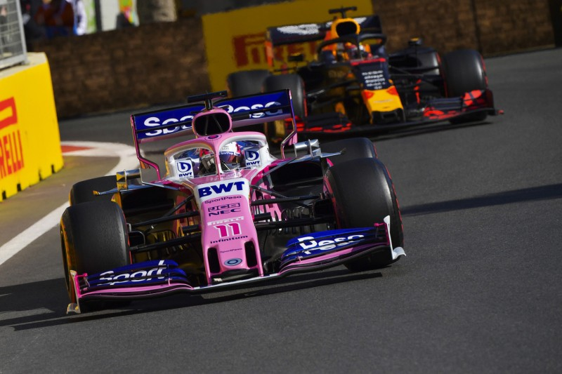 "Sergio Perez: Kampf gegen Verstappen ""war nicht unser Rennen"""
