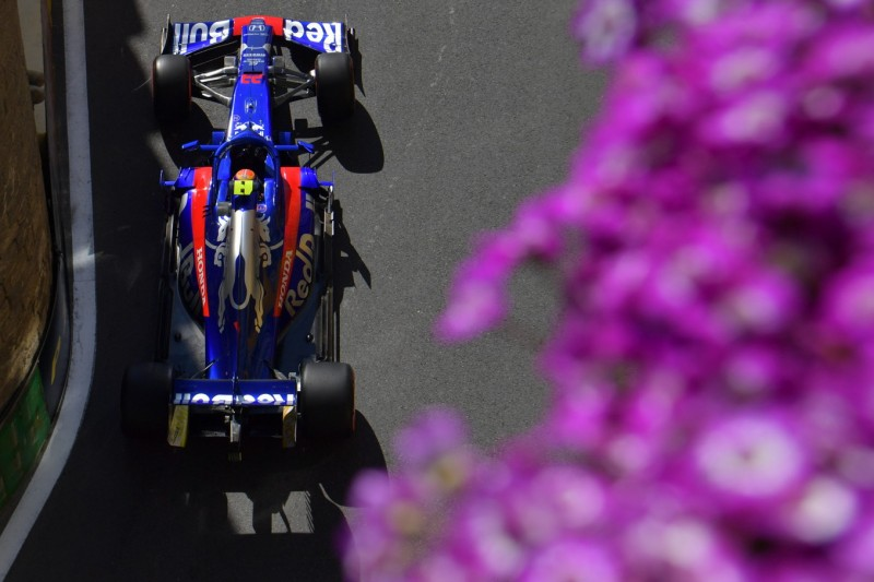 Plötzlicher Tempoverlust: Sorgenfalten bei Toro Rosso