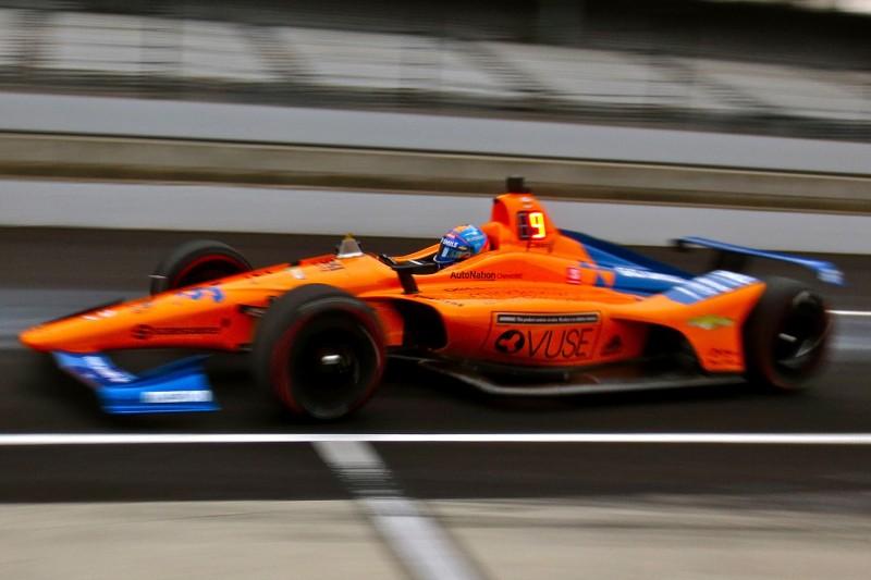 Alonso nach Indy-Test: Zu früh, um das McLaren-Paket zu bewerten