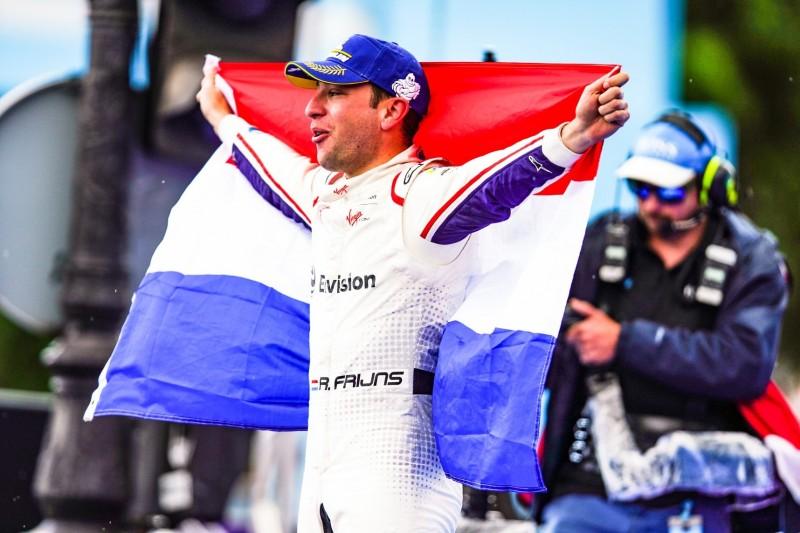 Nach Formel-E-Sternstunde: Was 2019 in der DTM für Robin Frijns spricht