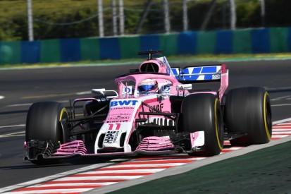 Perez kurz vor Verlängerung bei Force India