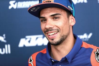 """MotoGP-Rookie Oliveira: Mit Rossi zu fahren, gibt """"extra Motivation"""""""