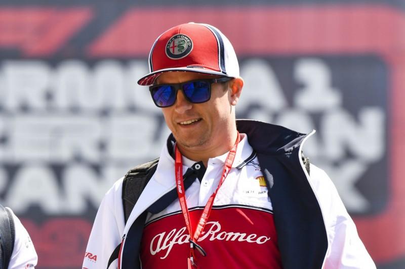 """Räikkönen und die Hobby-Aussage: """"Hast du Spaß, gibst du dein Bestes"""""""