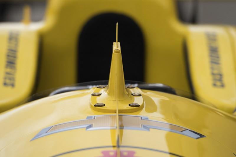 Indianapolis-GP: IndyCar führt AFP-Cockpitschutz ein