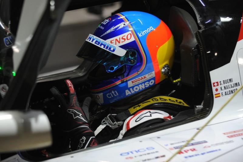Fernando Alonso gibt Rücktritt aus der Langstrecken-WM bekannt
