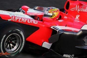 Midland klaar voor Bahrein