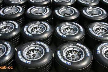 Michelin verwacht zwaar weekend in Sepang