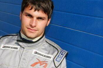 Del Monte nieuwe reserverijder MF1 Racing