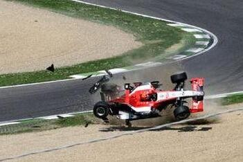 Albers kalmer over crash met Ide