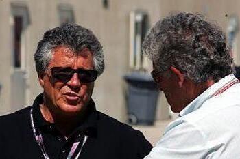 Mario Andretti wil kleinzoon Marco in de F1