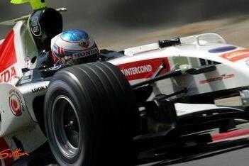 Button sluit test in Monza als snelste af
