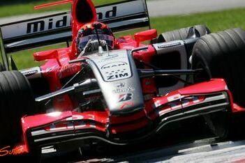 Albers kent moeizame testdag in Monza