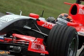 Midland beleeft goede eerste dag in Monza
