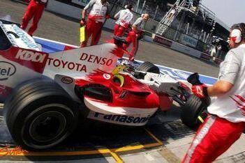 Probleemloze vrijdagtrainingen voor Toyota