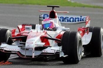 Montagny tevreden over test met Toyota