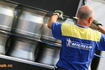"""Michelin: """"We blijven ons volledig inzetten"""""""