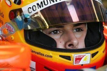 """Vallés: """"Volgend jaar wil ik racen"""""""