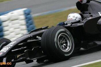 Andretti heeft geleerd van natte baan