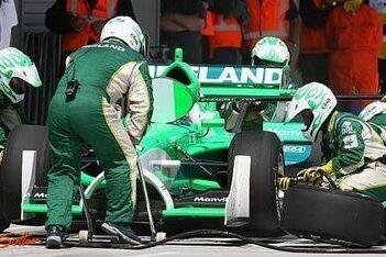 """Anderson: """"A1 is uitdagender dan F1"""""""