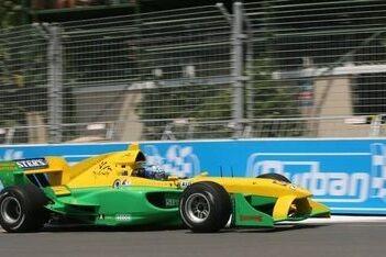 Team Australië benoemt Dyk tot racerijder
