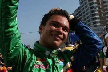 Zaugg rijdt A1 Grand Prix van Mexico