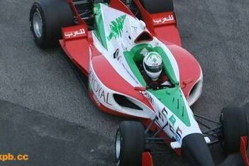 Tweede A1 Grand Prix voor Khodair