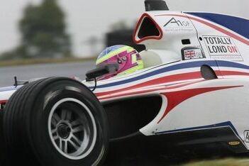 Jarvis kijkt uit naar tweede A1 Grand Prix
