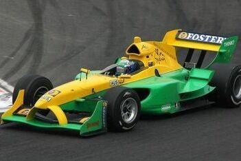 Dyk rijdt ook laatste twee A1GP-ronden