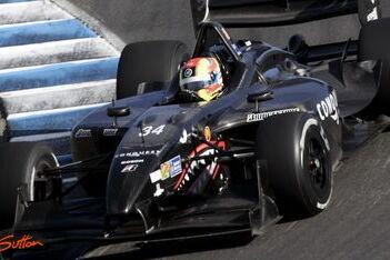 Conquest Racing bevestigt Halliday