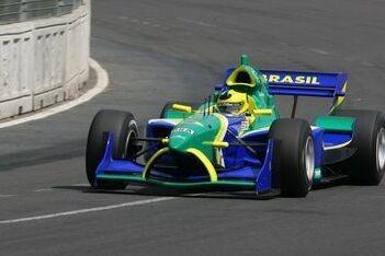 Figueiredo eerste vrouw in A1 Grand Prix