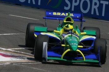 Brazilië selecteert Meira als racerijder