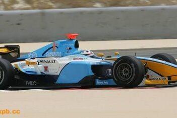 Garcia blij met puntenfinishes in Bahrein