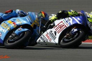 Suzuki-rijders beleefden enerverende race