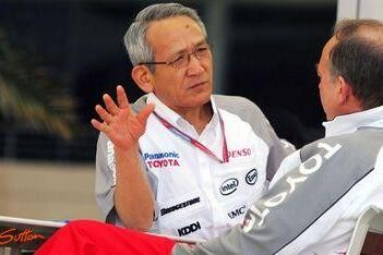 Tomita stopt als teambaas bij Toyota
