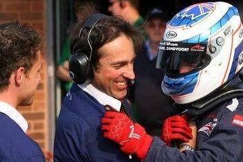 Kerr behaald pole-position in Brands Hatch