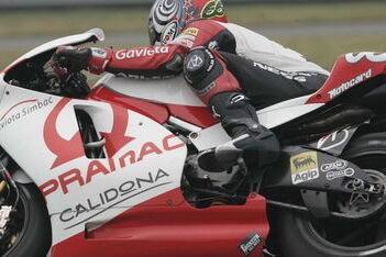 Pramac d'Antin is klaar voor de Franse Grand Prix