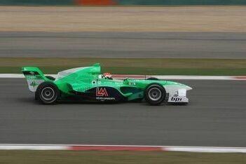 Team Ierland verbetert snelheidsrecord