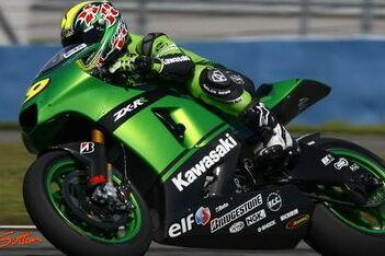 Kawasaki eert Nederlander De Groot in Barcelona