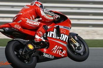 Testrijder Ducati gewond tijdens test