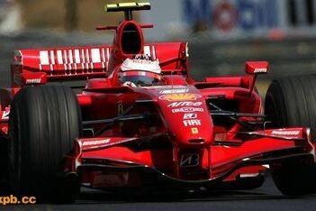 Ferrari nog niet waar ze moeten zijn