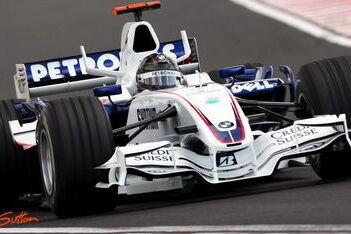 Succesvolste weekend ooit voor BMW-Sauber