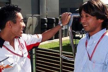 Ook Katayama gaat Speedcar rijden