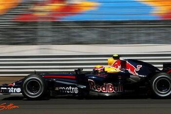 Red Bull-rijders missen top-tien op haar na