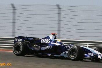 Rosberg opnieuw de snelste Williams-coureur