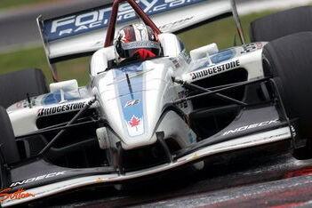 Forsythe-rijders teleurgesteld over race