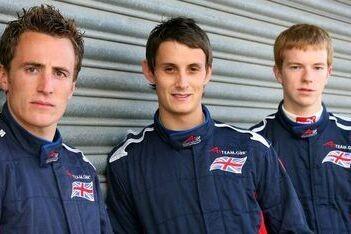 Groot-Brittannië maakt racerijders bekend
